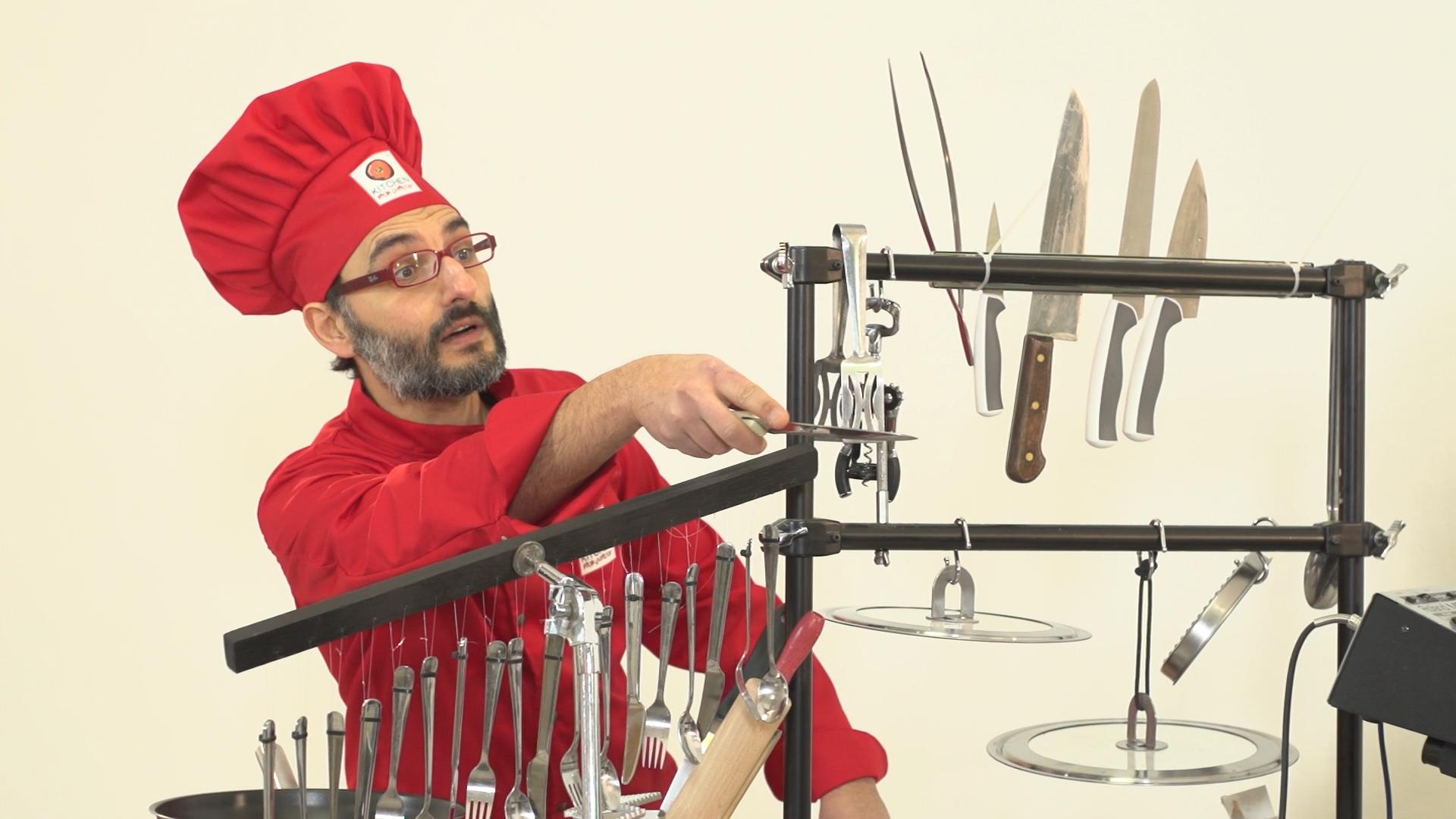 Chef Fabio Mendolicchio