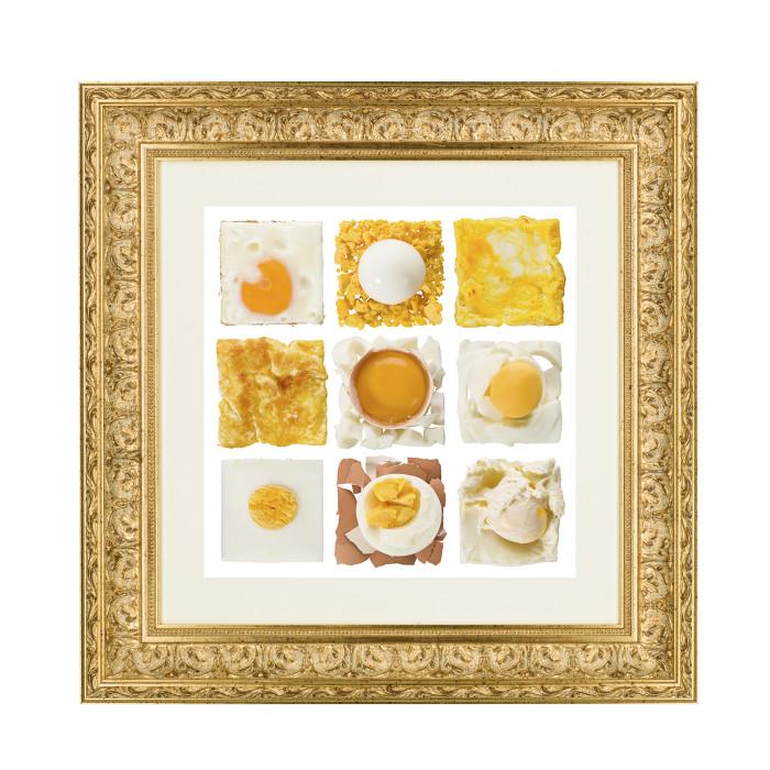 Cornice-eggs